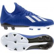 adidas X 19.3 FG Royal Blue - Blauw - Size: 45 1/3