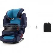 Recaro Автокресло Recaro Monza Nova IS Seatfix и защитный коврик Munchkin Brica