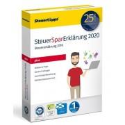 SteuerSparErklärung plus 2020 Mac OS