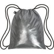 LOQI Plecak LOQI Metallic Matt Silver