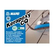KERAPOXY CQ culori 114 120 130 146 151 163 165 173 183 283 Chit epoxidic bicomponent rezistent la acizi pentru rosturi de minimum 2 mm set predozat 3kg
