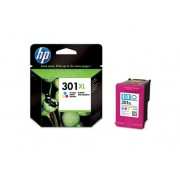 HP Cartucho de tinta HP 301XL tricolor original (CH564EE)