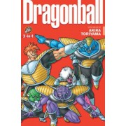 Dragon Ball (3-In-1 Edition), Volume 8: Includes Volumes 22, 23 & 24, Paperback