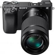 Sony »Alpha 6100 Kit mit SELP1650 + SEL55210« Systemkamera (SELP1650, SEL55210, 24,2 MP, NFC, Bluetooth, WLAN (Wi-Fi)