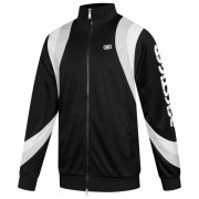 ASICS Tiger Color Block Heren Volledige zip Trainingsjas 2191A162-001 - zwart - Size: Extra Large