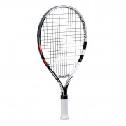 "Racheta tenis camp Babolat Roland Garos French Open Junior 100 19"" - Racordată white-black"