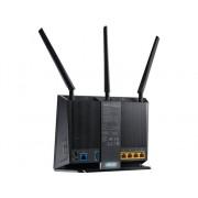 Asus Router ASUS DSL-AC68U AC1900 Dual-Band