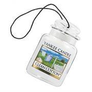 Yankee Candle Clean Cotton Car Jar Retail Box No