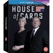 House Of Cards - Temporada 1-3 (Ultraviolet incl.)
