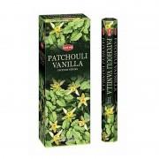Bețișoare parfumate HEM - Patchouli Vanilla