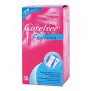 JOHNSON & JOHNSON SpA Carefree Form Flexi Absorbants 30 Pieces