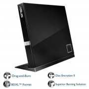 Asus SBC-06D2X-U/BLK/G - Externe Blu-ray lezer