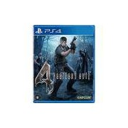 Game - Resident Evil 4 Remastered - PS4