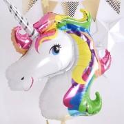 Baloane Unicorn, perfecte pentru botezul prinţeselor