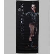 banner (banner) Terminátor - T-800 - 51x122 - SSBAN002S