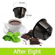 Caffè Kickkick 16 After Eight Cioccolato E Menta Nescafè Dolce Gusto Capsule Compatibili