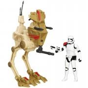 Star Wars: The Force Awakens Assault Walker Exclusive Figure Set