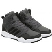 ADIDAS NEO CLOUDFOAM REWIND MID Sneakers For Men(Grey)