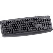 Tastatura Genius KB-110X, USB, Black