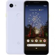 Google Pixel 3a, лилаво-розов