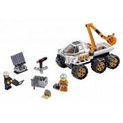 Lego Конструктор Lego City Space Port Тест-драйв вездехода