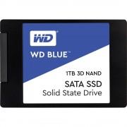 """WD WDS100T2B0A unutarnji SATA SSD 6.35 cm (2.5 """") 1 TB Blue™ bulk SATA 6 Gb/s"""