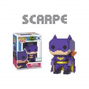Funko Pop Batgirl 8-bit Exclusiva Dc Comics Nueva