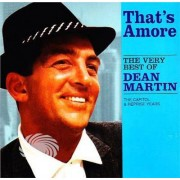 Video Delta Martin,Dean - That's Amore-The Very - CD