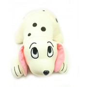 Tickles White Sniffing Dog Stuffed Soft Plush Toy Love Girl 28 cm