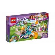 Lego Klocki konstrukcyjne Friends Basen w Heartlake 41313