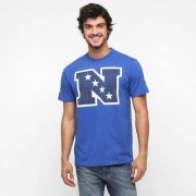 Camiseta New Era NFL Texture Ball NFC - Masculino