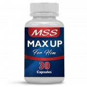 MSS Male Max Up 30 x 500 mg Capsules Bottle