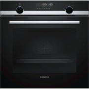 Siemens iQ500 HB578A0S0B Single Built In Electric Oven - Black