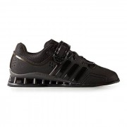 Adidas adiPower Tyngdlyftningsskor Svart/Svart