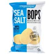 Organique bio chips sós, 85 g