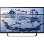 "Sony KDL40WE665 LED-TV 101 cm 40 "" EEK A+ (A++ - E) DVB-T2, DVB-C, DVB-S, Full HD, Smart TV, WLAN, CI+ Svart"