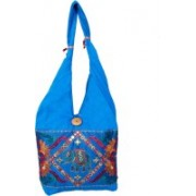 Womaniya Girls Blue Shoulder Bag