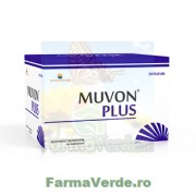 MUVON PLUS 30 plicuri Sun Wave Pharma