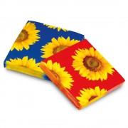 Servetele de masa pentru petrecere floarea soarelui, 33 cm, set 20 buc