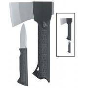 Fejsze nyelében késsel Gator Combo 1054