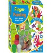 Ekta Finger Painting (Junior) Fun Game