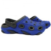 Crocs Sandals and Floaters Comfortable Footwear Anti Slip Blue/Gray For Men