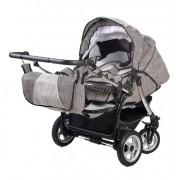 Комбинирана количка за близнаци Lino