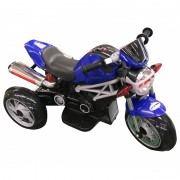 Motocicleta electrica Baby Mix Road Racing Blue