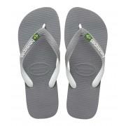 Havaianas Slippers Flip Flops Brasil Mix Grijs