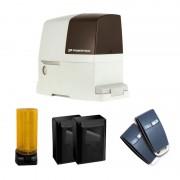 Kit pentru porti culisante Powertech PL-1000, 2 telecomenzi