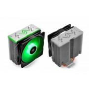"""COOLER CPU DEEPCOOL, universal., soc LGA20xx/1366/115x & AMx/FMx, Al+Cu, 4x heatpipe, 150W, RGB LED """"GAMMAXX GT"""""""