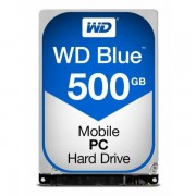 Western Digital HDD, 500GB-5400RPM-2,5'-SATA-16 WDC-WD5000LPCX
