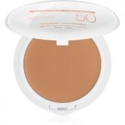 Avène Sun Minéral protector solar en maquillaje compacto sin filtros químicos SPF 50 tono Honey 10 g