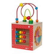 Hape-Wooden Discovery Box